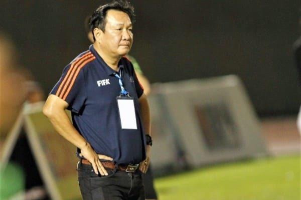 HLV Chu Đình Nghiêm thôi dẫn dắt Hà Nội FC