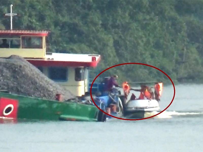 Tạm đình chỉ 3 cán bộ CSGT Bình Dương  'làm luật' trên sông Đồng Nai