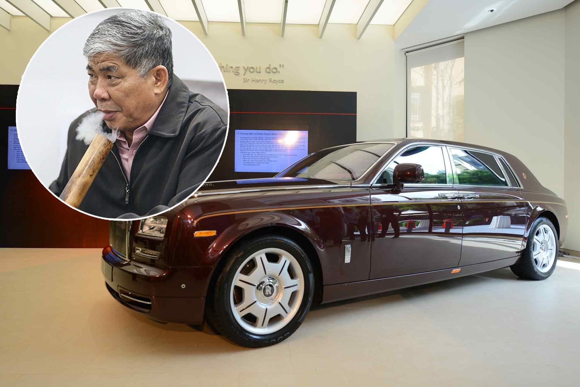 Dương Bạch Diệp, Bầu Kiên số phận đại gia đi siêu xe Rolls-Royce