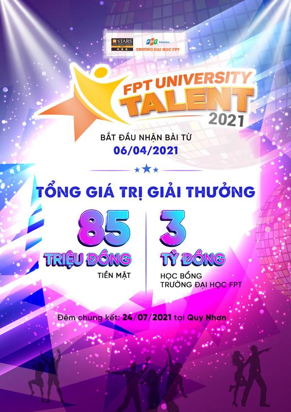 ĐH FPT mở quỹ học bổng 3 tỷ chiêu mộ học sinh tài năng