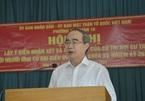 100% cử tri nơi cư trú nhất trí giới thiệu ông Nguyễn Thiện Nhân ứng cử ĐBQH
