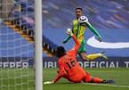 Thiago Silva bị đuổi, Chelsea thua tan nát trước West Brom