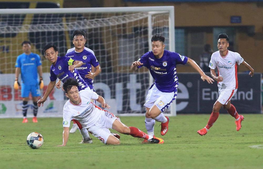 Lịch thi đấu vòng 8 LS V-League 1 2021