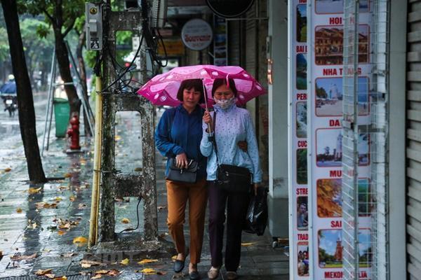 Dự báo thời tiết 4/4: Bắc Bộ có mưa dông