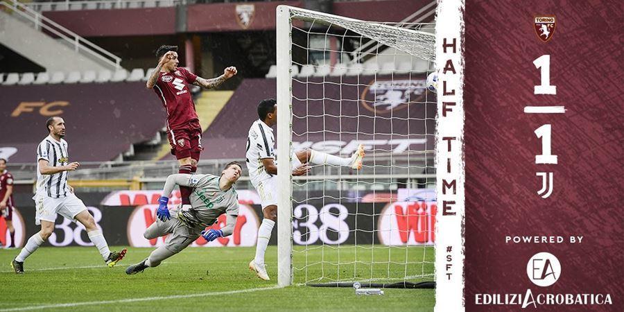 Ronaldo giúp Juventus thoát thua