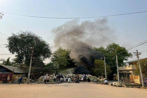 Myanmar tiếp tục có thêm thương vong