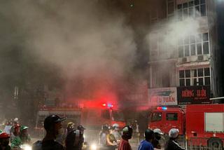 Four die in Hanoi house fire