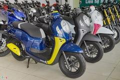 Mua xe ga nhỏ gọn chạy phố: Chọn Honda Scoopy hay Yamaha Janus?