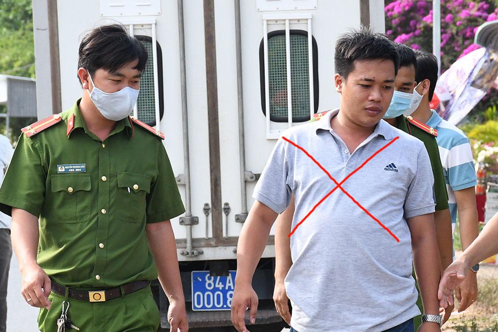 Bắt gã thanh niên 'biến thái' sờ vùng kín nữ sinh ở Trà Vinh