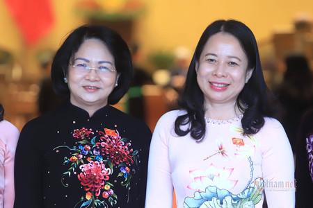 Chủ tịch nước trình miễn nhiệm Phó Chủ tịch nước Đặng Thị Ngọc Thịnh