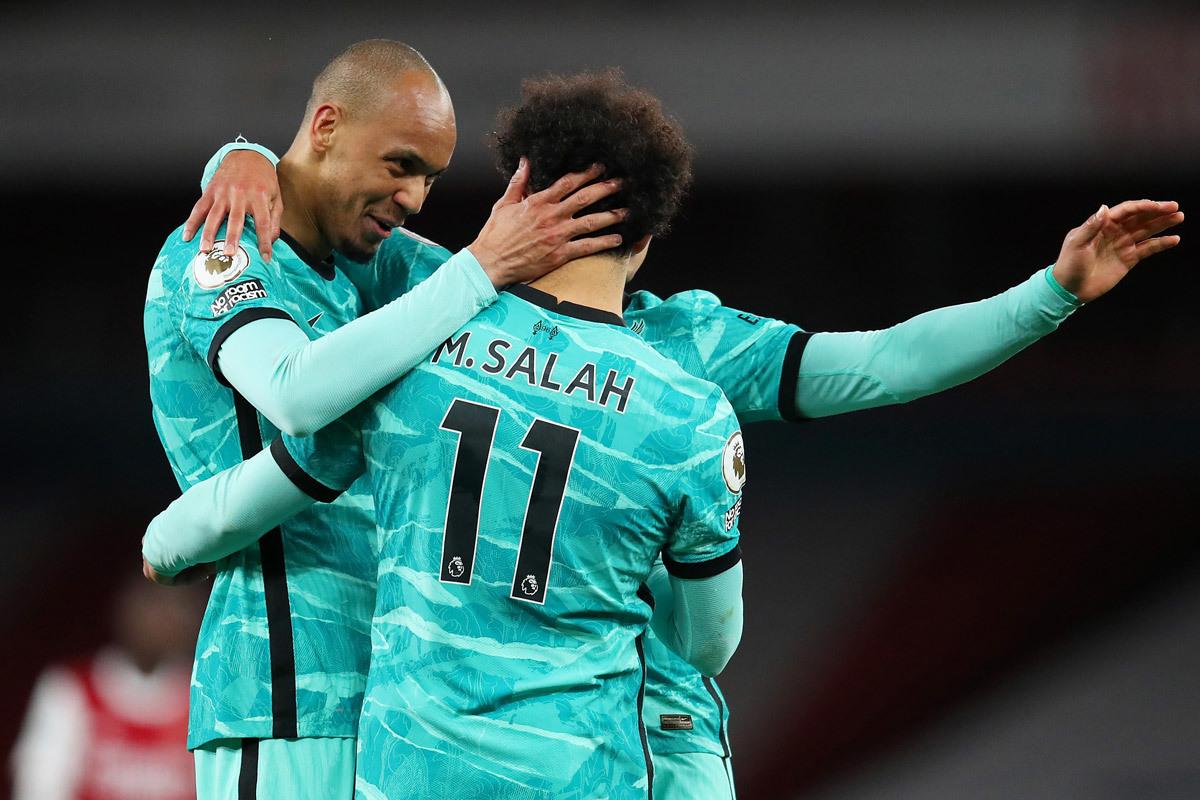 Liverpool thắng giòn Arsenal: Lời khiêu chiến Real Madrid