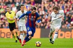 Lịch thi đấu bóng đá La Liga vòng 30