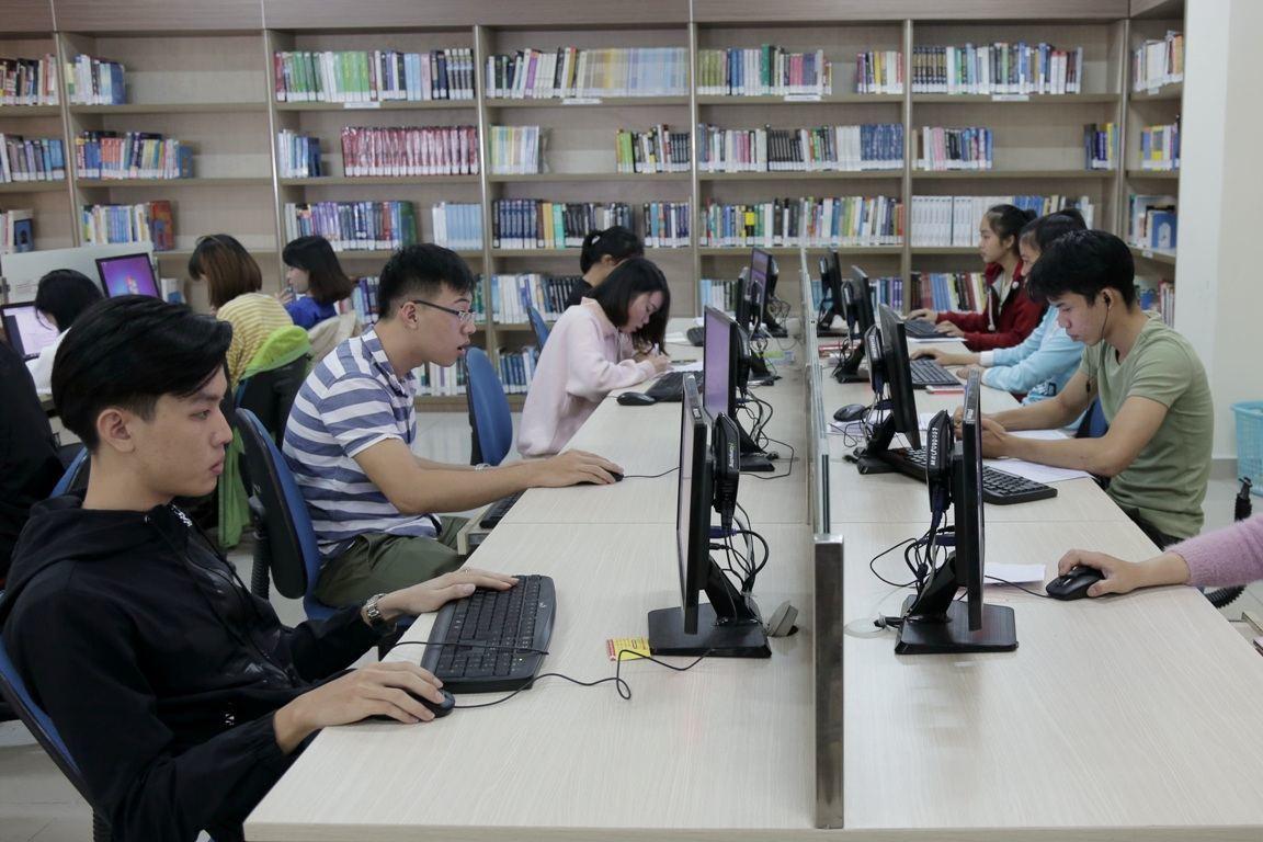 Thư viện điện tử 11,5 triệu USD dùng chung cho các trường ĐH ở Việt Nam