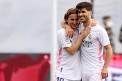 Sao Real tuyên bố thắng Liverpool và Barca