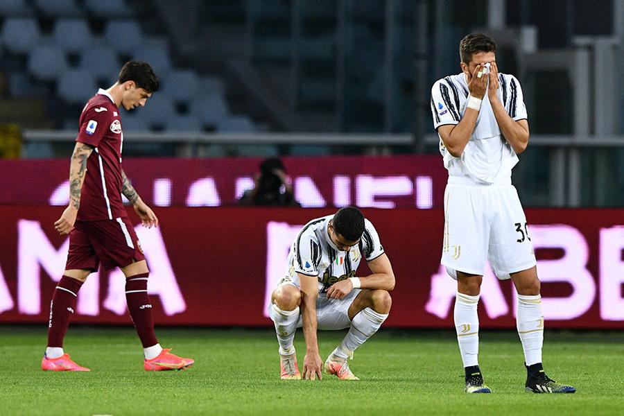 Juventus đếm ngược ngày sa thải Pirlo