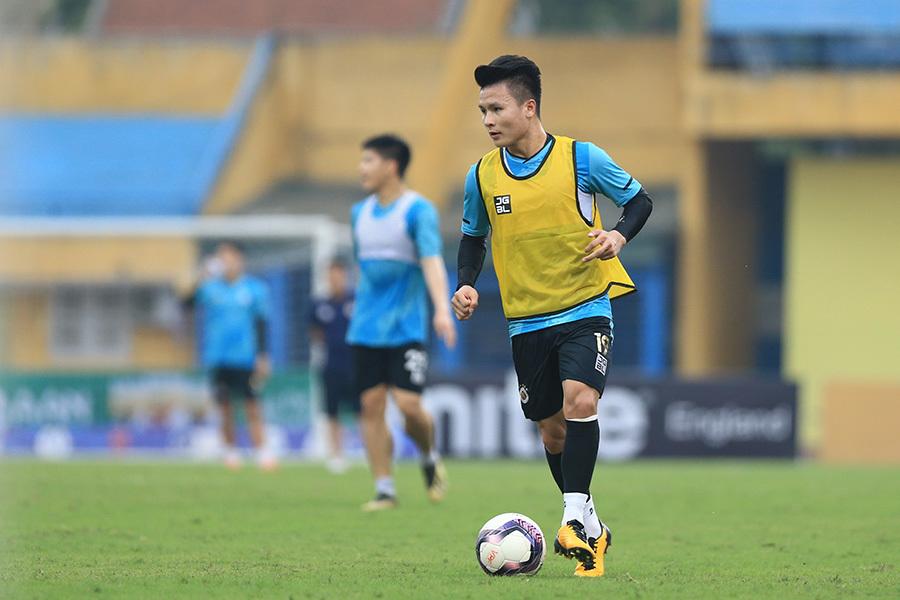 HLV Hoàng Văn Phúc ra mắt, Hà Nội quyết đấu Viettel trận derby
