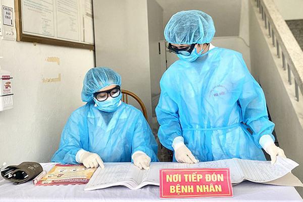 Hai mẹ con nhập cảnh ở Tây Ninh mắc Covid-19