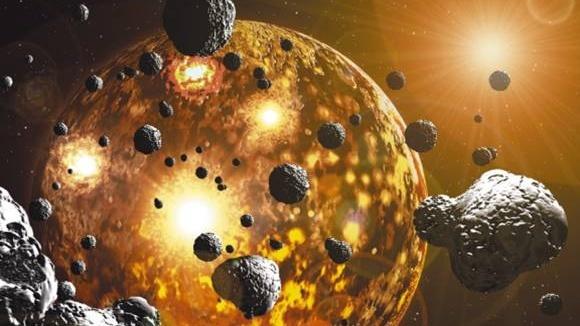 Điều gì xảy ra nếu Trái Đất biến thành vàng?
