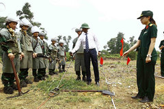 Vietnam addresses post-war UXO consequences