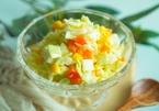 Cách làm món bắp cải trộn mới lạ vừa ngon lại đẹp mắt