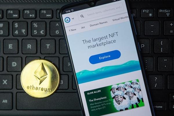 Bong bóng 'Bitcoin nghệ thuật' bắt đầu vỡ