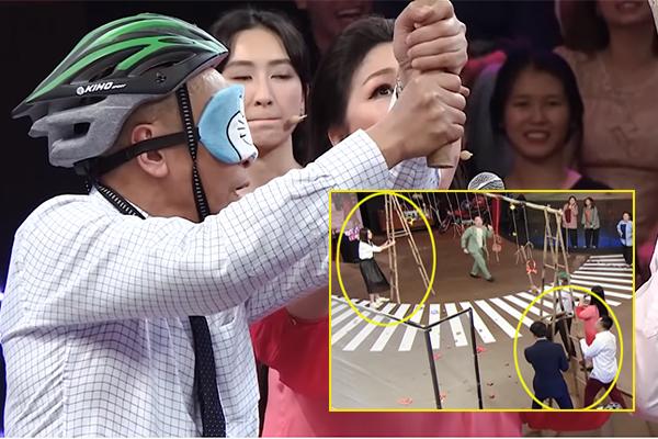 Tự Long, Mai Phương Thuý 'phá đám' khi MC Lại Văn Sâm đập niêu