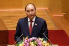 Bài phát biểu nhậm chức của Chủ tịch nước Nguyễn Xuân Phúc
