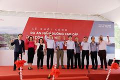 Khởi công dự án nghỉ dưỡng cao cấp Bãi Nồm, Phú Yên