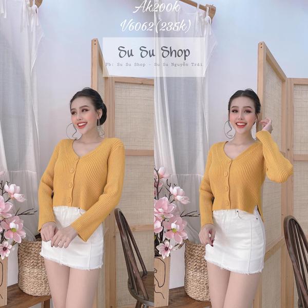 Chọn trang phục 'sang chảnh' ở Su Su Shop