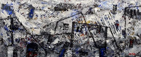 Hanoi painters showcase colours of life