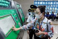 Nhiều trường hợp được ưu tiên đi đường sắt Cát Linh - Hà Đông miễn phí