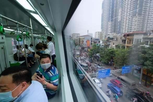 Đường sắt Cát Linh - Hà Đông dự kiến chạy thương mại cuối tháng 4