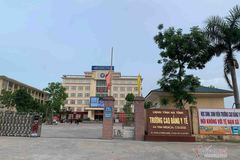 Không thu hồi bằng tốt nghiệp của 125 học viên Trường CĐ Y tế Hà Tĩnh