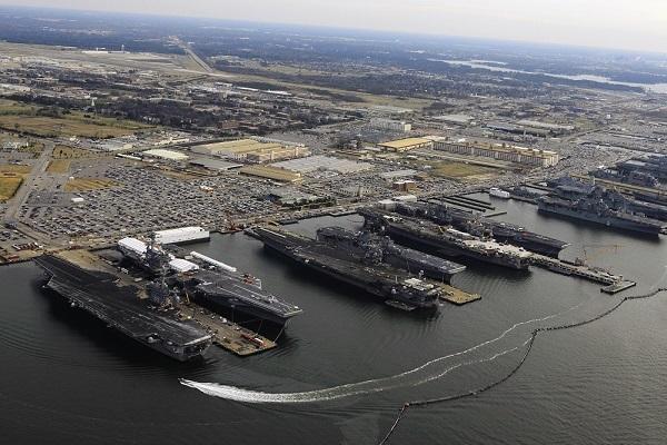 Những lợi thế không ngờ từ căn cứ trên biển của hải quân Mỹ