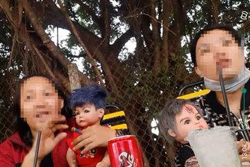 Điều tra: Thâm nhập đường dây buôn bán búp bê Kumanthong