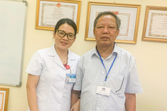 Mắc ung thư phổi di căn 2 lần, người đàn ông vẫn khỏe mạnh suốt 15 năm