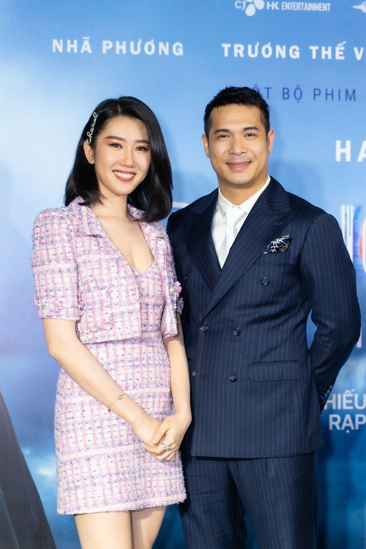 Trương Thế Vinh nói về tin đồn tình cảm với Thuý Ngân - VietNamNet