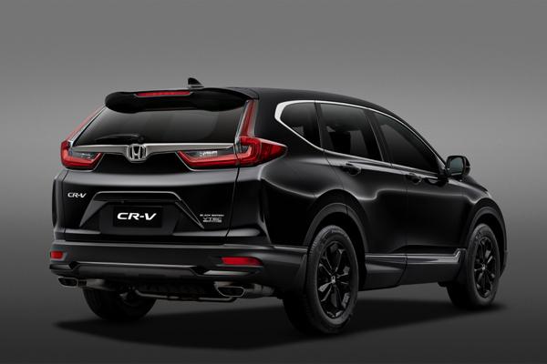 Honda CR-V có phiên bản đặc biệt với 1 màu ấn tượng
