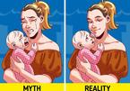Các nhà tâm lý học 'lật tẩy' 7 lầm tưởng về nuôi dạy con