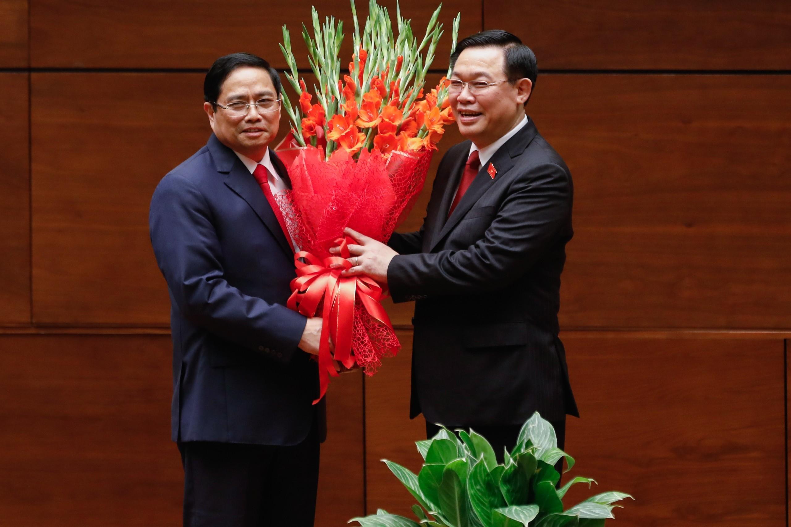 Tân Thủ tướng Phạm Minh Chính: Tất cả vì lợi ích của Đảng, của quốc gia, dân tộc