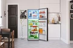 Thể hiện phong cách gia chủ qua chiếc tủ lạnh thông minh