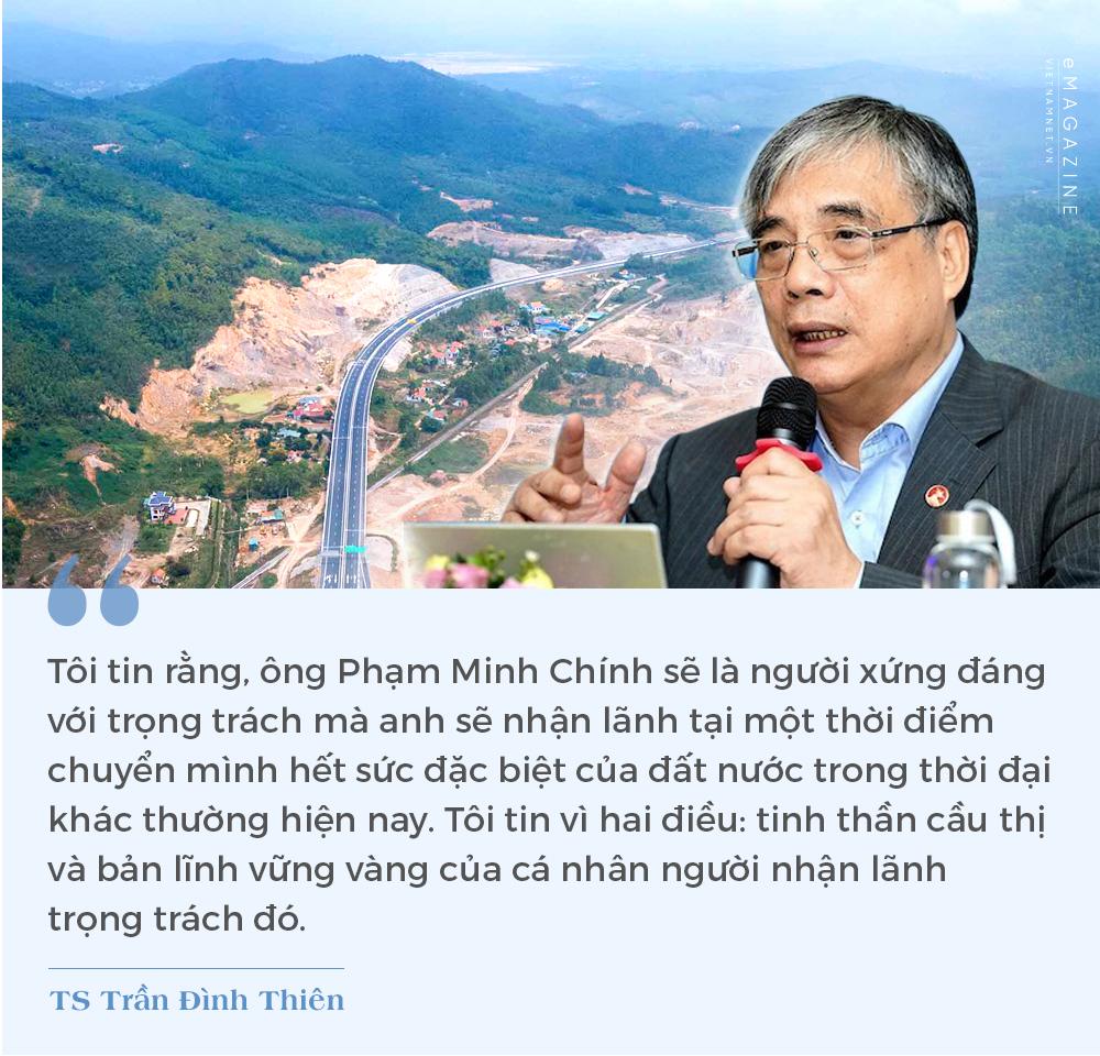 Phạm Minh Chính,Thủ tướng