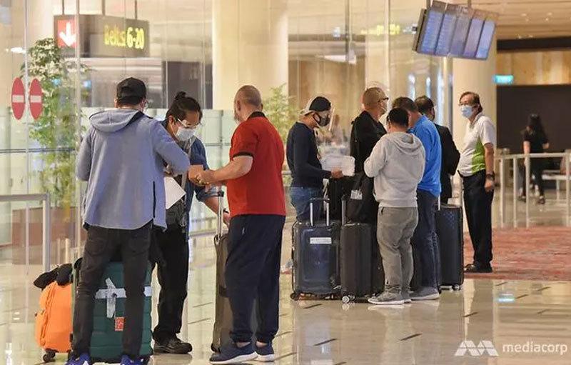 Singapore chấp nhận thẻ thông hành điện tử Covid-19 từ ngày 1/5