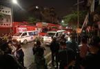 Cháy cửa hàng ở phố Tôn Đức Thắng, 4 người chết