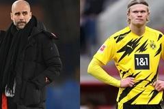 Pep Guardiola tiết lộ kế hoạch 'bắt chết' Haaland ở Etihad
