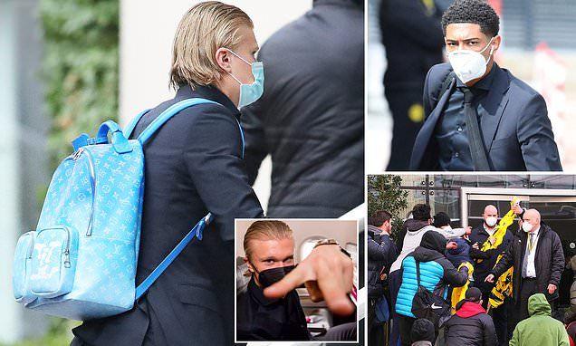 Haaland khiến fan Man City phấn khích, khấp khởi chờ ký hợp đồng