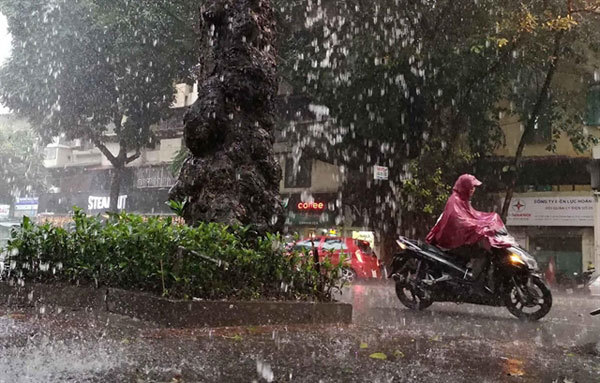 Northern provinces told to prepare for dangerous weather