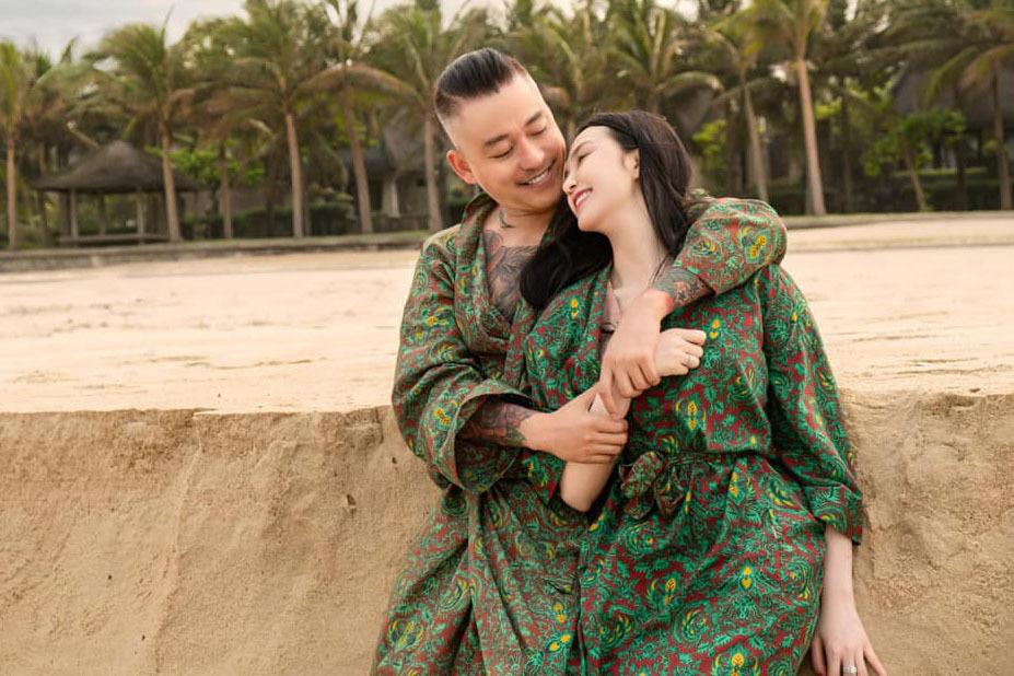 Vợ chủ tịch của Tuấn Hưng nhắn nhủ ông xã đầy yêu thương