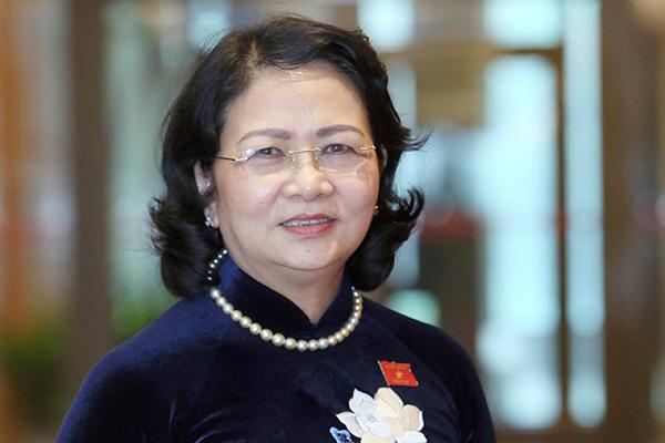 Quốc hội chính thức miễn nhiệm Phó Chủ tịch nước Đặng Thị Ngọc Thịnh