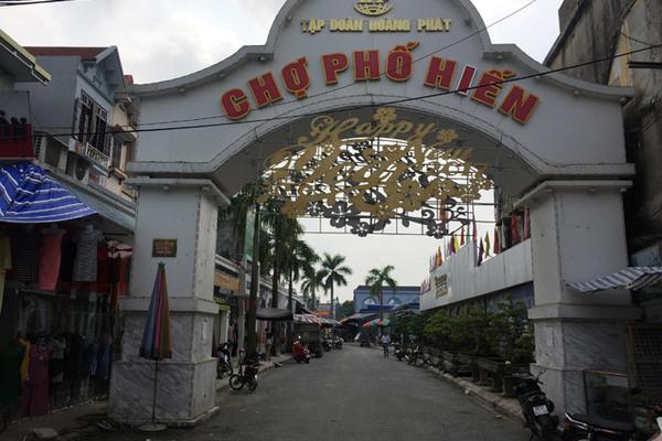 Thanh tra Chính phủ kiến nghị chuyển công an xác minh dự án chợ Phố Hiến